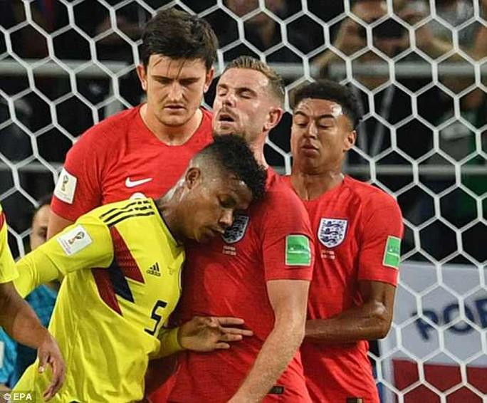 """""""Trận Anh – Colombia là ác mộng với mọi trọng tài"""" - Ảnh 1."""