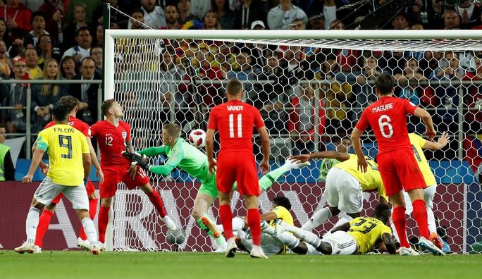 Tuyển Anh phá dớp 11 m khi thắng Colombia 4-3 - Ảnh 1.