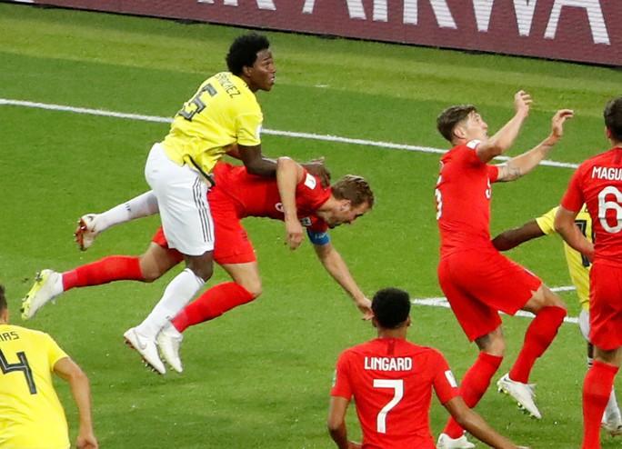 Tuyển Anh phá dớp 11 m khi thắng Colombia 4-3 - Ảnh 2.