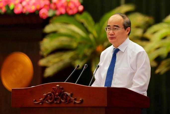 Khai mạc Hội nghị lần thứ 17 Ban Chấp hành Đảng bộ TP HCM khóa X - Ảnh 3.