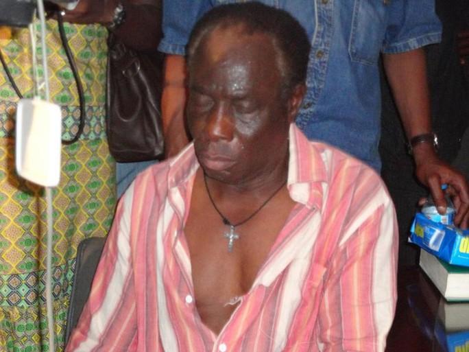 Cha tuyển thủ Nigeria bị bắt cóc, đòi tiền chuộc 21.000 bảng - Ảnh 1.