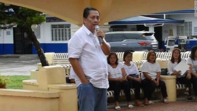 Thêm một thị trưởng Philippines bị bắn chết - Ảnh 1.