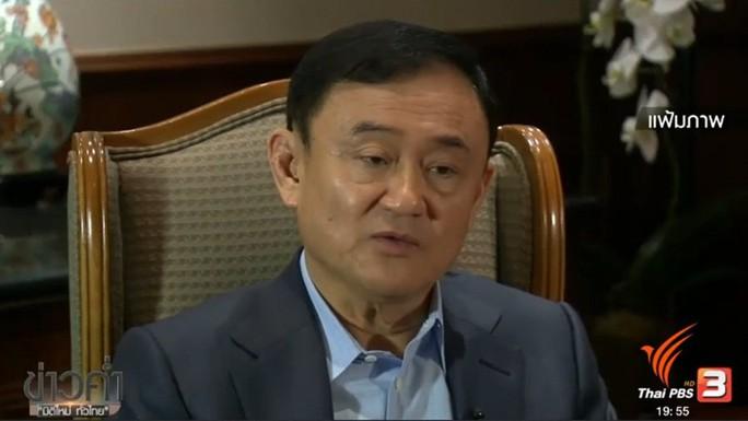 Tòa án Thái Lan phát lệnh bắt ông Thaksin - Ảnh 1.