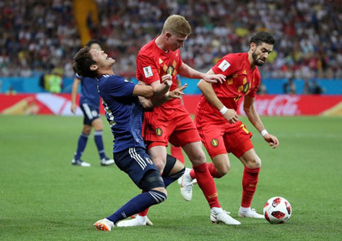 Brazil - Bỉ (1 giờ ngày 7-7): Phô diễn bóng đá tấn công - Ảnh 1.