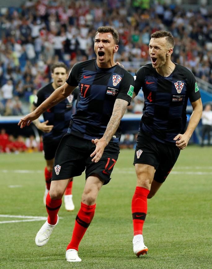 Soi kèo tài - xỉu mới nhất 2 trận tứ kết Anh - Thụy Điển, Croatia - Nga - Ảnh 4.
