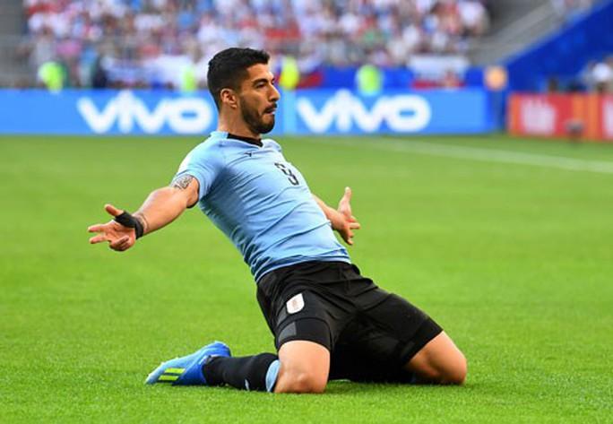 Pháp không dễ hạ Uruguay - Ảnh 1.