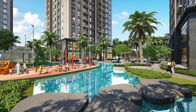 Dự án cận thủy nâng tầm giá trị bất động sản khu Đông TP HCM - Ảnh 1.