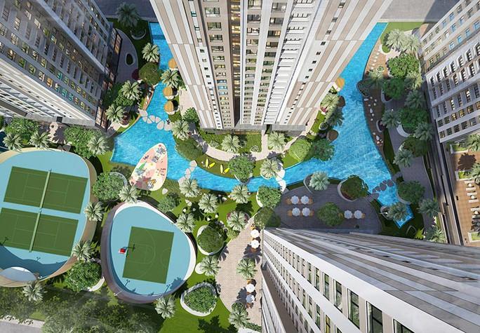 Dự án cận thủy nâng tầm giá trị bất động sản khu Đông TP HCM - Ảnh 3.