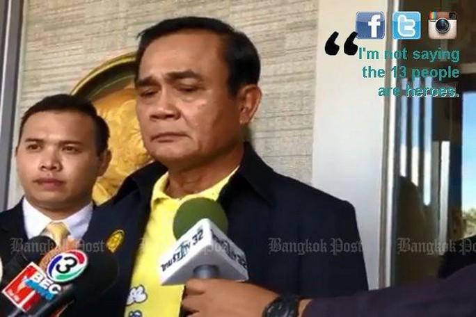 Thái Lan: Tranh cãi nảy lửa về chuyện đội bóng nhí đi vào hang - Ảnh 1.