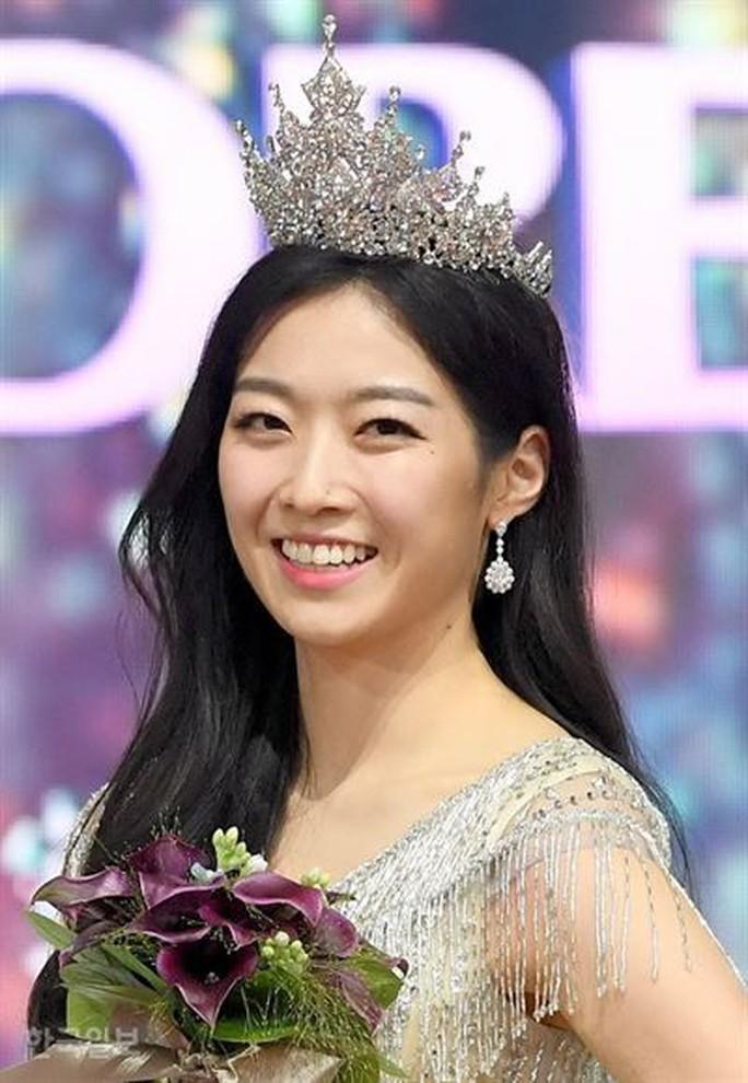 Tân Hoa hậu Hàn Quốc bị chê xấu - Ảnh 1.