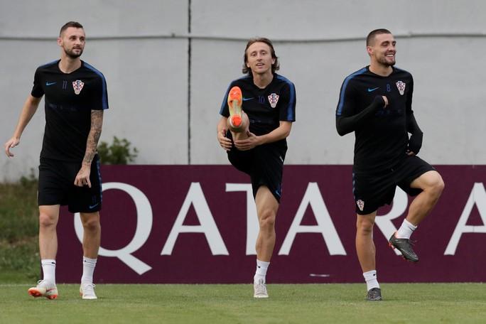 Nga sẽ kéo Croatia đến chấm 11 m? - Ảnh 1.