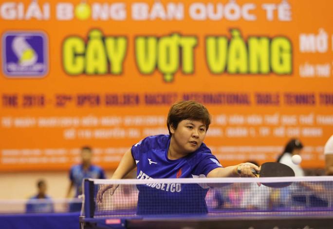 Chung kết vắng bóng tay vợt chủ nhà - Ảnh 1.