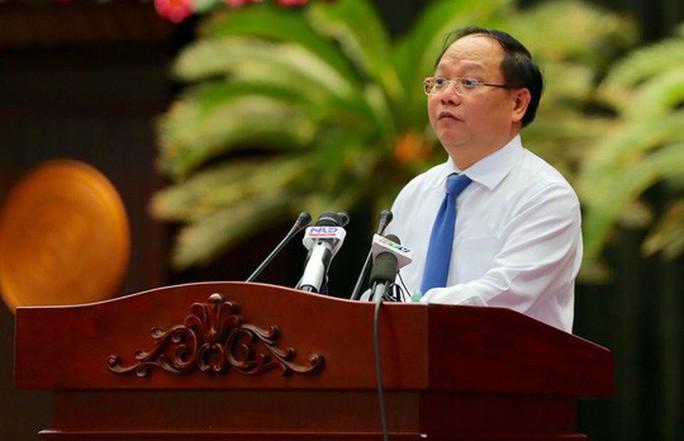 Kỷ luật Chánh văn phòng Thành ủy TP HCM - Ảnh 1.
