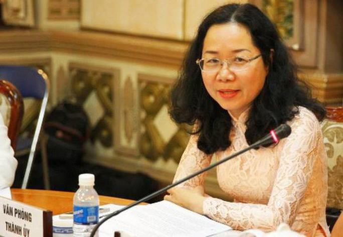 Kỷ luật Chánh văn phòng Thành ủy TP HCM - Ảnh 2.