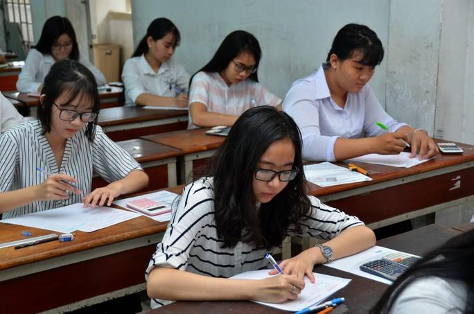 87% thí sinh dự thi đánh giá năng lực của ĐHQG TP HCM - Ảnh 1.