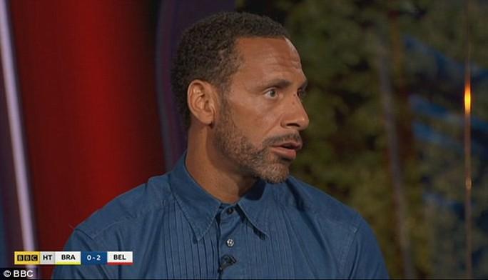 """Ferdinand: Cầu thủ Brazil như những đứa trẻ 11 tuổi chạy theo """"ông anh"""" Lukaku - Ảnh 2."""