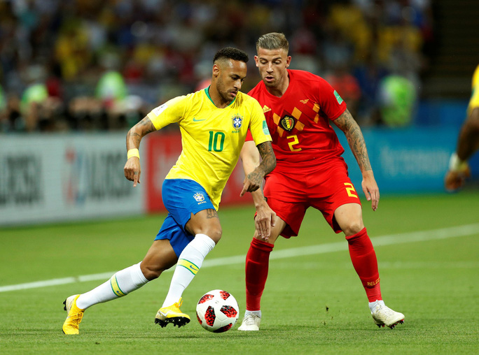 Brazil sụp đổ, Bỉ giành vé vào bán kết - Ảnh 2.