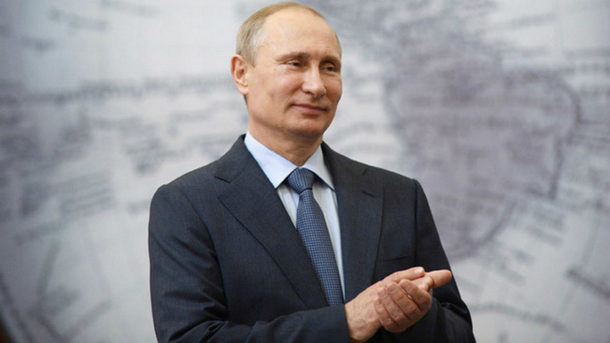 Tổng thống Putin tự hào, gọi điện chúc mừng tuyển Nga - Ảnh 1.
