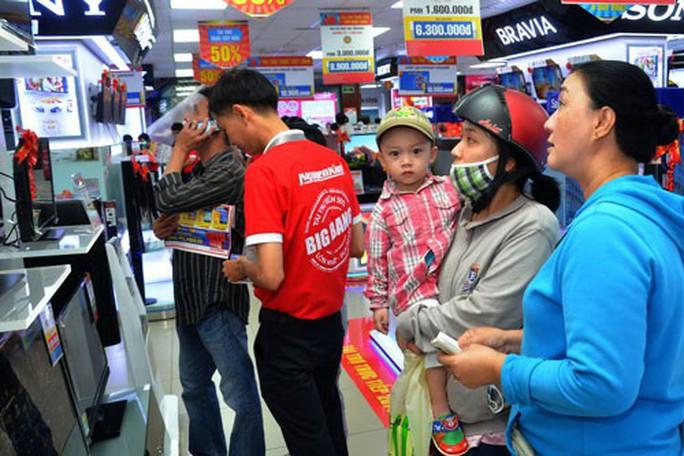 Vi phạm thuế, Điện máy Nguyễn Kim phải nộp gần 150 tỉ đồng - Ảnh 1.