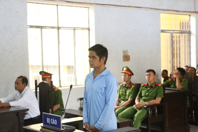 18 năm tù cho kẻ hành vợ đến chết rồi chôn xác suốt 10 năm - Ảnh 1.