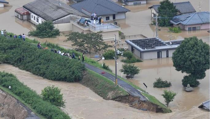 Mưa lũ Nhật Bản: Chuyện đau lòng từ ngôi trường chỉ có 6 học sinh - Ảnh 5.