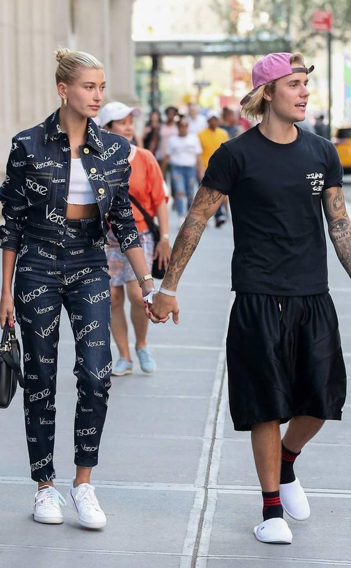 Cộng đồng mạng dậy sóng chuyện Justin Bieber đính hôn Hailey Baldwin - Ảnh 2.