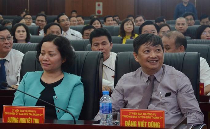 Đà Nẵng bầu 3 vị trí lãnh đạo chủ chốt - Ảnh 1.
