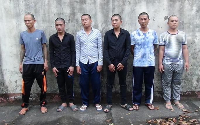 Bắt băng nhóm dùng dao tranh giành bảo kê trường gà ở Phú Quốc - Ảnh 1.