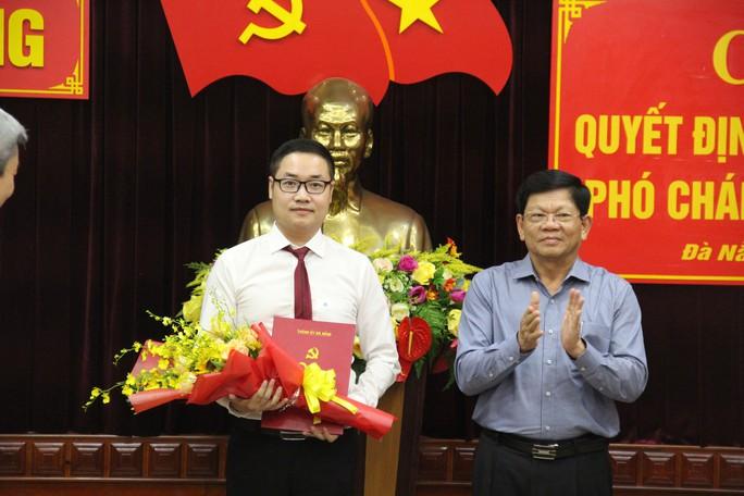 Đà Nẵng có Phó chánh Văn phòng Thành ủy mới - Ảnh 1.