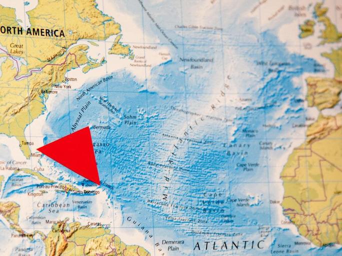 Giải mã Tam giác quỷ Bermuda - Ảnh 2.