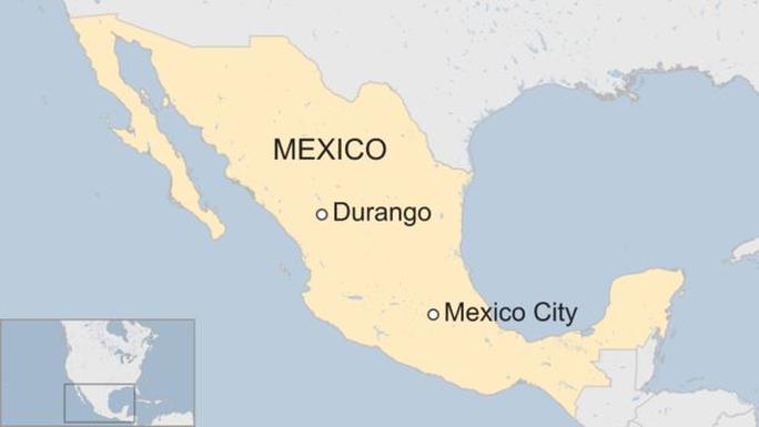 Máy bay chở hơn 100 người rơi sau khi cất cánh ở Mexico - Ảnh 2.