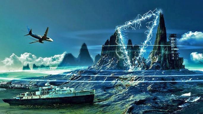 Giải mã Tam giác quỷ Bermuda - Ảnh 1.