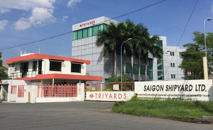 Saigon Shipyard trả hơn 39,5 tỉ đồng nợ BHXH - Ảnh 1.