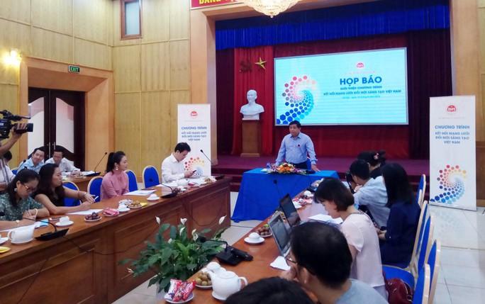 100 người Việt trẻ về nước gặp gỡ lãnh đạo Đảng, Nhà nước chia sẻ về cách mạng 4.0 - Ảnh 1.