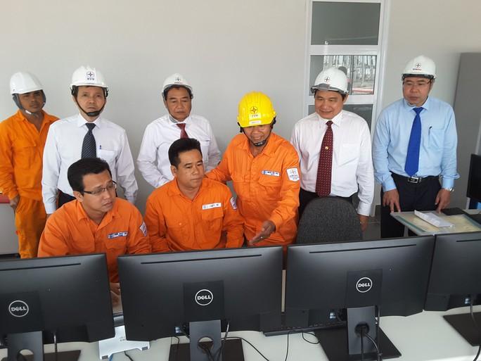 Gắn biển công trình trạm biến áp 220kV - Khu Công nghiệp Sa Đéc - Ảnh 3.