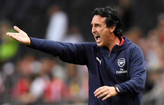 Emery ra ngõ đụng… Guardiola - Ảnh 1.