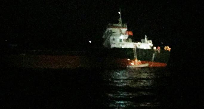 11 thuyền viên gặp nạn trên biển may mắn được cứu - Ảnh 3.