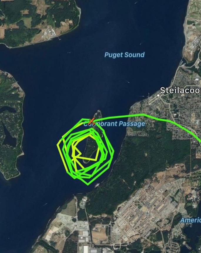 Chuyện khó tin: Nhân viên hàng không trộm máy bay chở khách bay chơi - Ảnh 3.