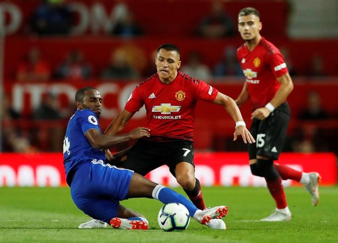 Bão chấn thương, Man United mất cả đội hình đấu Crystal Palace - Ảnh 5.