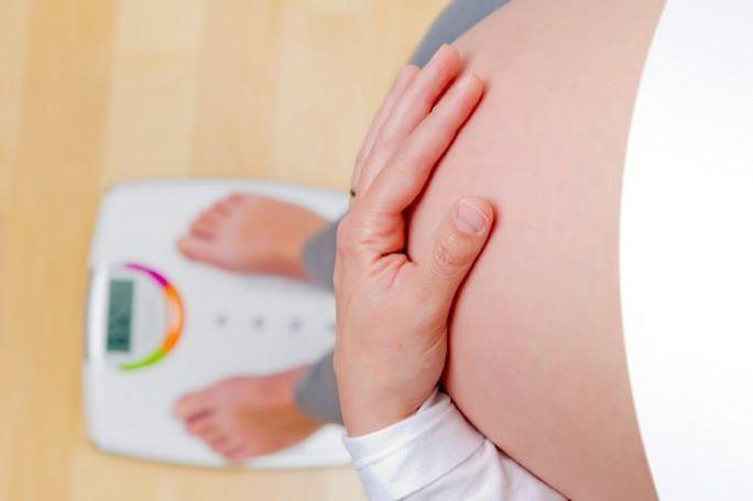 Con tăng động vì mẹ tẩm bổ quá nhiều khi mang thai - Ảnh 1.