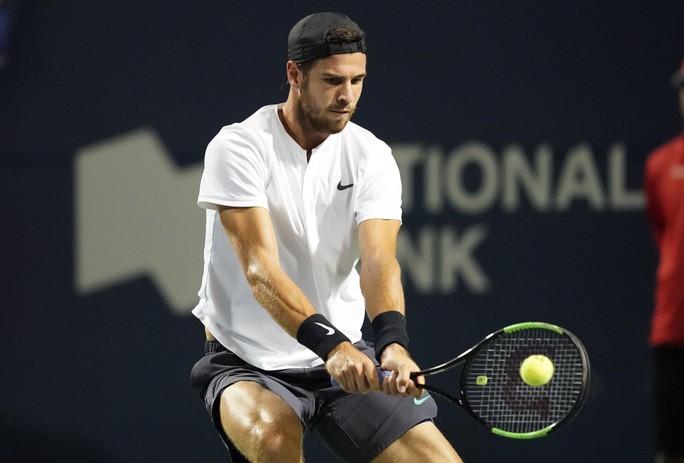 Nadal đấu tài năng trẻ tại chung kết Rogers Cup 2018 - Ảnh 2.