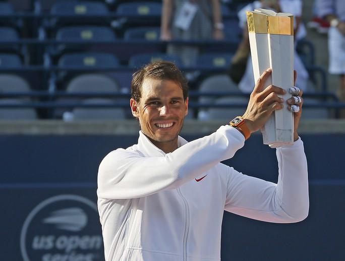 Nadal lập kỷ lục với danh hiệu Masters thứ 33 - Ảnh 4.