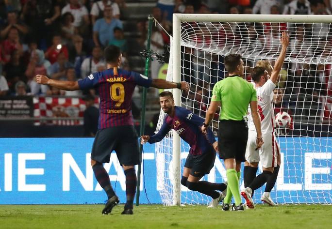 Dembele sắm vai người hùng, Barcelona giành Siêu cúp - Ảnh 4.