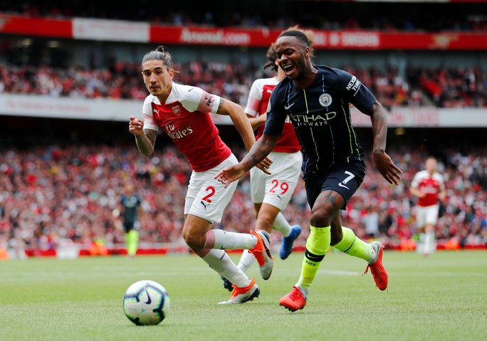 HLV Guardiola sau trận thắng Arsenal: Man City sẽ còn mạnh hơn... - Ảnh 3.