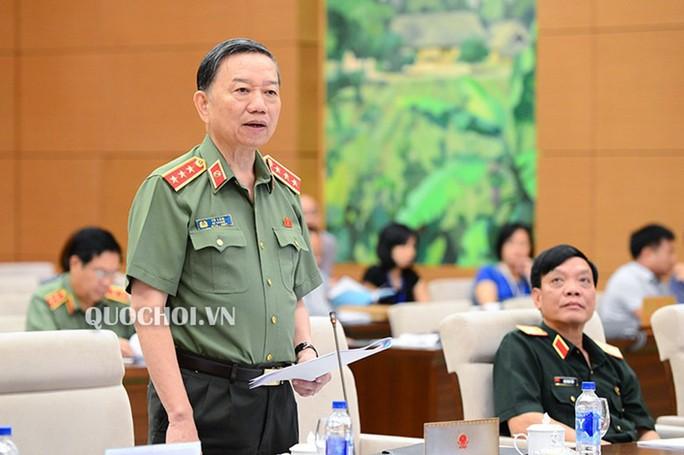 Bộ trưởng Tô Lâm: Nếu phát hiện vi phạm của cán bộ công an trong kỳ thi THPT Quốc gia sẽ xử lý nghiêm - Ảnh 1.