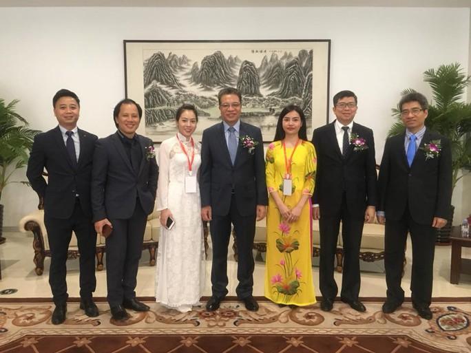 Đại sứ Việt Nam nói về quan hệ Việt-Trung và vấn đề biển Đông - Ảnh 2.
