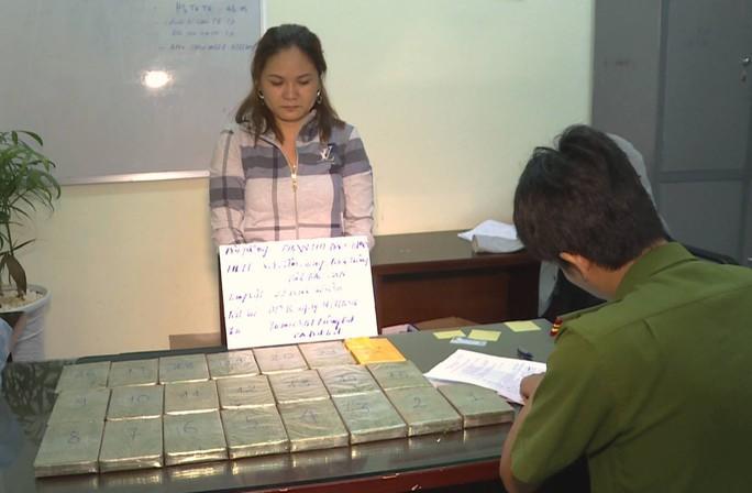 Truy tố 1 phụ nữ vận chuyển ma túy lớn nhất Tây Nguyên - Ảnh 1.