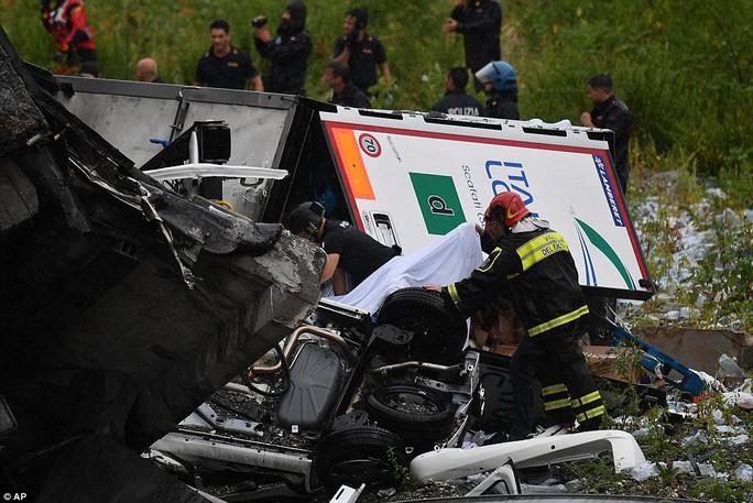 Sập cầu trên đường cao tốc, ít nhất 30 người thiệt mạng - Ảnh 8.