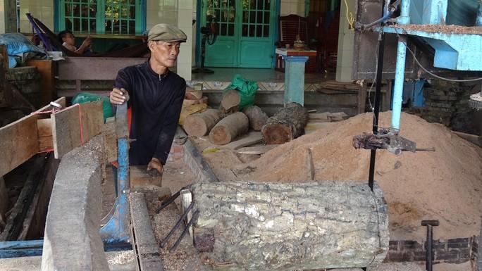 Vào làng nghề làm thớt gỗ trứ danh ở miền Tây - Ảnh 3.