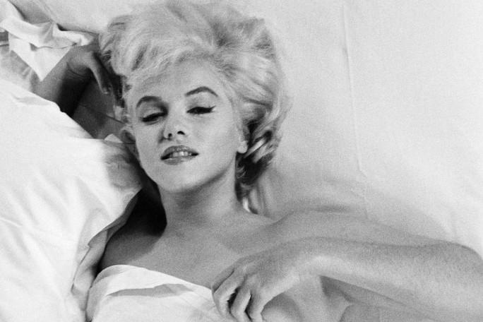 Vén màn bí mật cảnh khỏa thân của Marilyn Monroe - Ảnh 1.